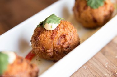 Pimiento Cheese Fritters